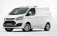 Rhino Delta 2 Bar System - Ford Transit Custom 2013 On SWB Low Roof (L1H1) - TB2DKL